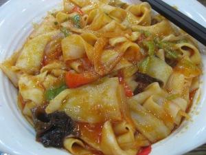hand cut noodle