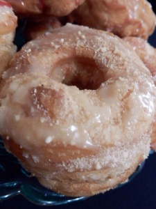 Maple Vegan Cronut